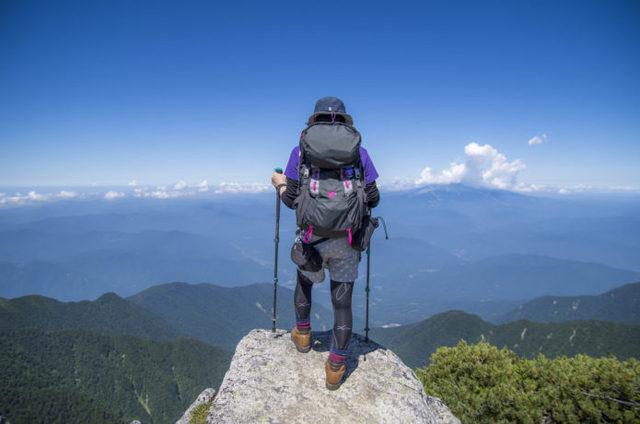 登山は辛いものじゃない!「ソロ登山の楽しみ方」