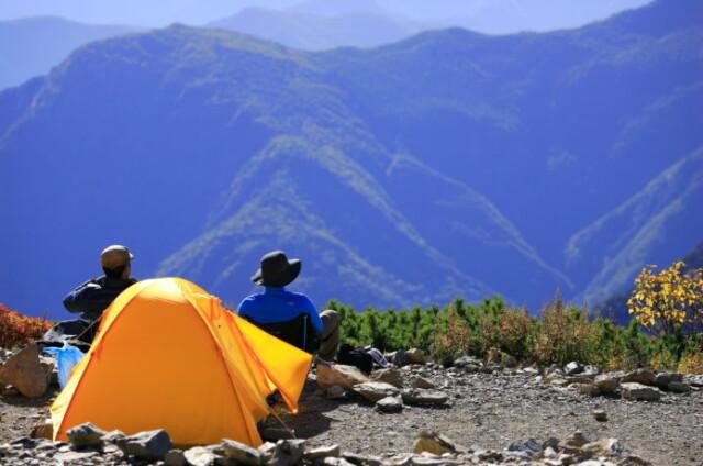 山でギアの盗難にあわないための簡単な対策方法